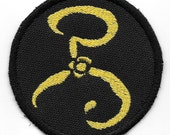 Lovecraft Yellow Sign Patch