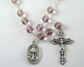 Lavender Holy Communion Chaplet (22)