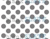 Polka Dot Stencil - 12x12