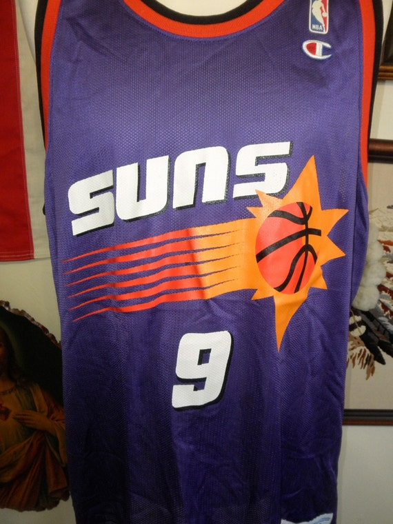 0daad8b06 60%OFF Vintage Dan Majerle Phoenix Suns Jersey by Champion by DesertMoss