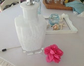 Bauer MURANO Glass Lamp Lucite Base Hollywood Regency Style ON SALE at Retro Daisy Girl