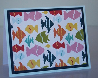 Tropical Fish Stationery (4)