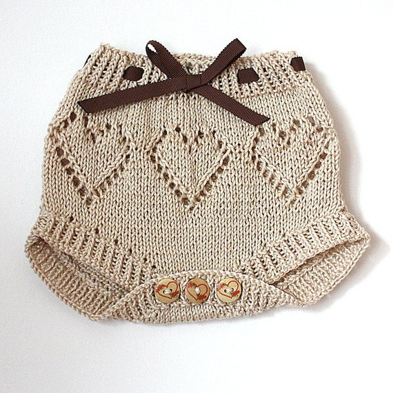 Knit diaper cover patterns