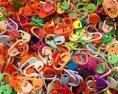 20 Colorful Locking Stitch Markers