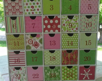 Silly Season Advent Calendar