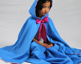 Fairy Godmother Cape, Child Size 2-12