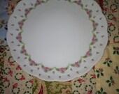 Vintage Romantica Marseille Salad Plate Kaiser W Germany