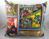 Geeky Mini Pillow - Captain America