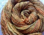 Hand Spun Sunflower Merino Wool 140 yards