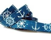 Nautical Dog Leash - 6 Foot Length