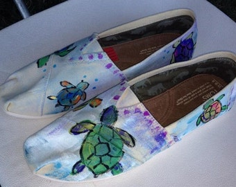 Sea Turtle Toms