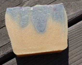 Blue Agave Beer Soap - Vegan - Handmade Soap