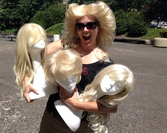 Hedwig inspired wig