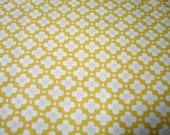 Yellow Sidewalks Hopscotch Fabric by the Yard October Afternoon Riley Blake