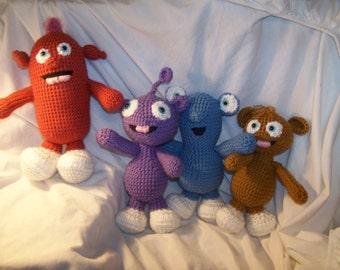 Crochet Cuddlies