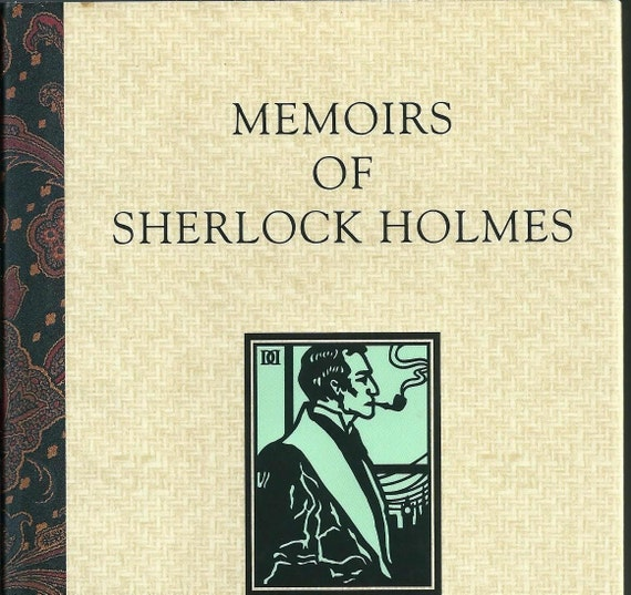 book review of memoirs of sherlock holmes