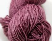 Oink Pigments Sock Hand Dyed Superwash Merino yarn - Grape Escape