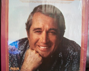 Perry Como, Pure Gold Vinyl LP Album, by Nanas Vintage Shop on Etsy
