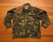 mens vintage Winchester hunting jacket