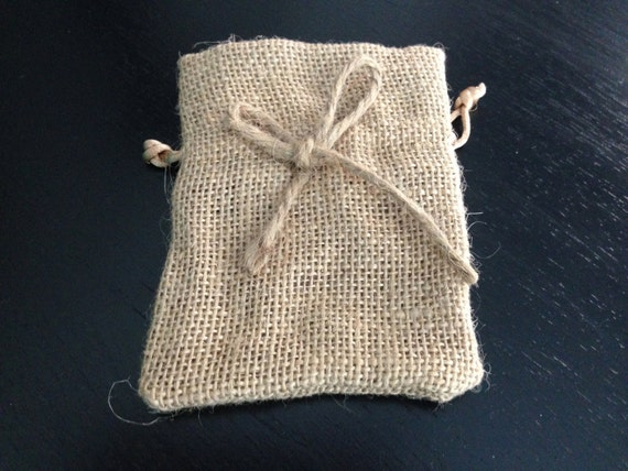Wedding Favor Jute Bags : favorite favorited like this item add it to your favorites to revisit ...