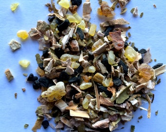 Witches Sabbath Incense Blend - Used for oneiric workings, traveling to the Sabbath, and during all rites of Witchcraft