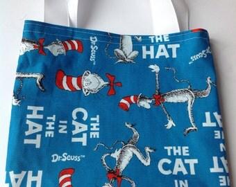 Dr. Seuss Cat in the Hat Party Favor Bags