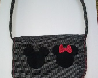 Mickey &Minnie pocketbook