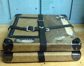Film Reel Cases Shipping Boxes Two Vintage Movie Film Storage Boxes CastawaysHall