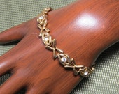 Vintage XO Bracelet