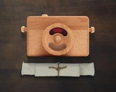 Instamatic - Wooden Toy Camera