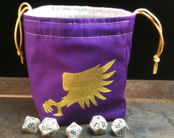 Harpy's Claw Dice Bag