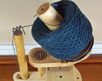 Nancy's Knit Knacks Heavy Duty Ball Winder With Huge Pigtail Ships Free In The Continental USA Lower 48
