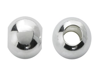 Add a spacer bead - 6mm or 8mm