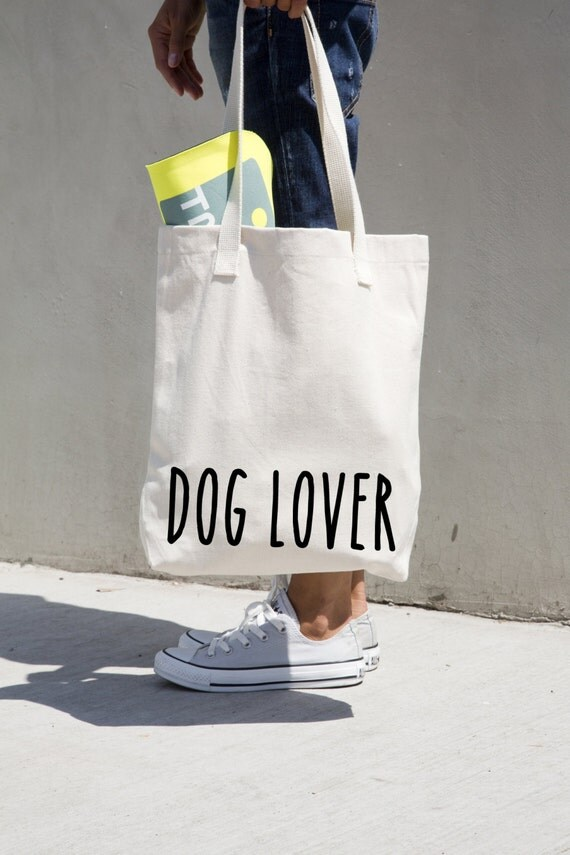 Tote Bag Gifts Dog Lover Gift Custom Tote