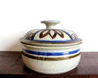 Vintage Handpainted Ceramic Crockware