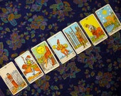 Tarot Card Reading 7-Card Straight ~by Gifted Psychic