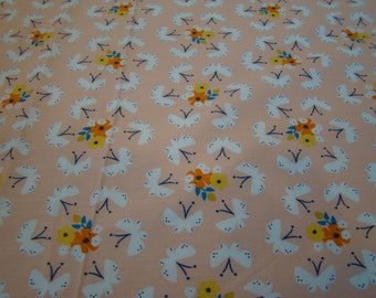 Fluttering Fields, Lotus Pond Collection by Rae Hoekstra for Cloud 9 Fabrics, 1/2 yd