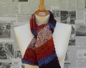 Children's Scarf - Knit Autumn