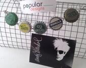 Warhol POP KOLA Bottle Cap Bracelet