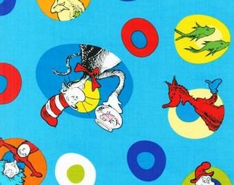 "11.5"" of Celebration Dr Seuss Characters for Robert Kaufman"