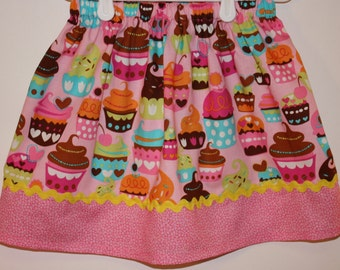 Clearance Cup Cake Skirt   Size 2 - 7