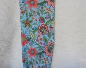 Small Tropical Floral Plastic Bag Holder - Small Plastic Bag Holder - Kitchen Organizer - Ready to Ship