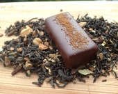 Truffle bar Masala Chai infused, vegan
