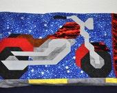 Motorcycle Pillowcase Pattern