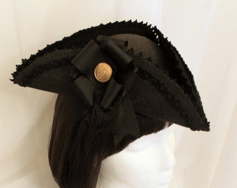 Made to Order: Large Tricorn Hat