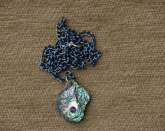Eye of the Storm Necklace