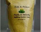 Detoxifying Mustard Bath  8 oz. bag
