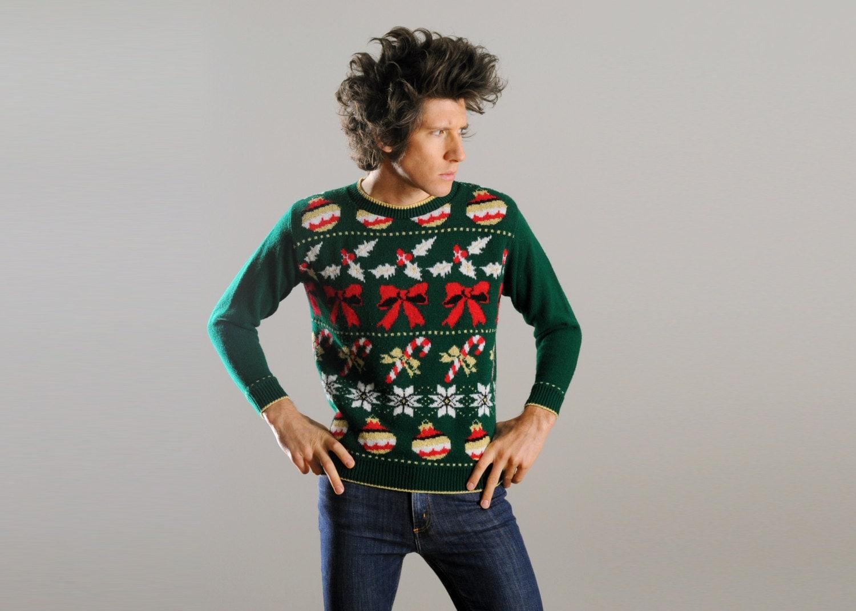 Ku Christmas Sweater - Cashmere Sweater England