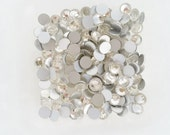 100pcs - 5mm Crystal Clear SS20 High Quality Flatback Rhinestone RH20020