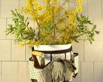 Garden Gift Garden Tote Garden Tool Box Eco Friendly Garden Tool Caddy Bucket Organizer Garden Spring